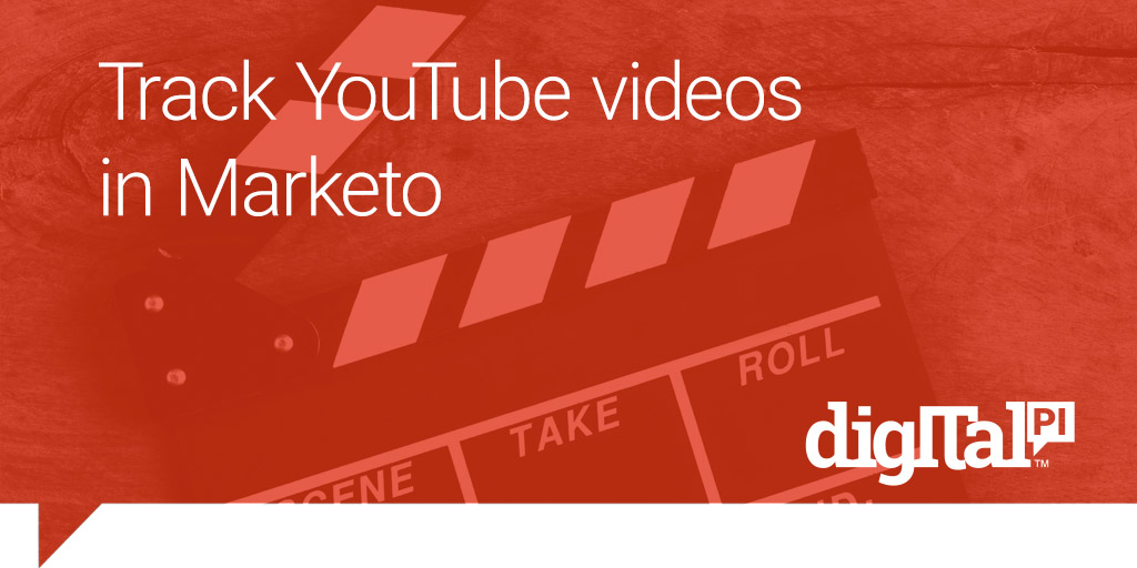 Track YouTube Videos in Marketo