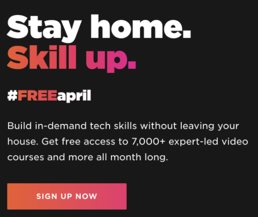 Pluralsight offers over 7,000 expert-led video courses to help you level up your tech skills.
