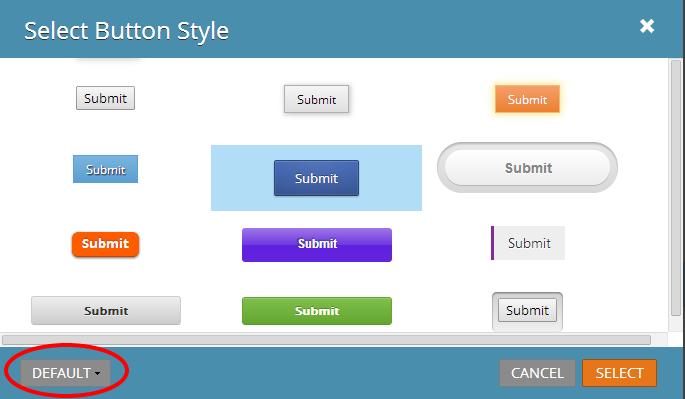 Marketo Forms 2.0 Button Color