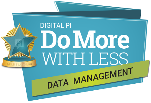 Digital Pi's Do More with Less series, Data Management