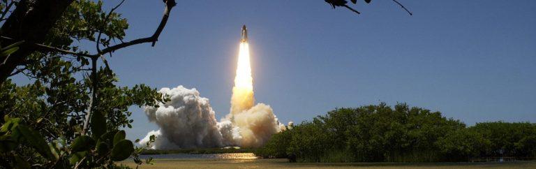 rocket, lift-off, liftoff