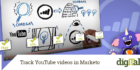 Track YouTube videos in Marketo with Marketo's Munchkin and YouTube's iframe Javascript APIs