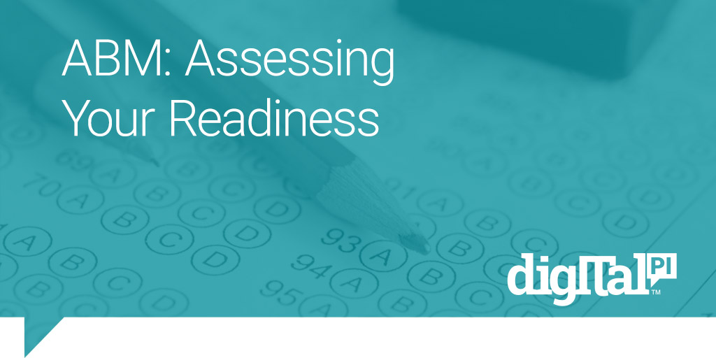 ABM - Assessing Your Readiness